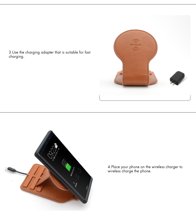 Smart Home Wireless Charger