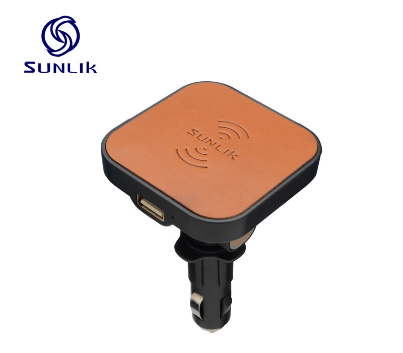wireless car charger of Sunlik Factory supplier